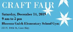 Winter Craft Fair to support MHS and NBHS Bowling Teams